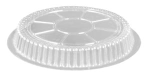 "Lid, 7"" Pan Dome,500/case  (Crystalware)"